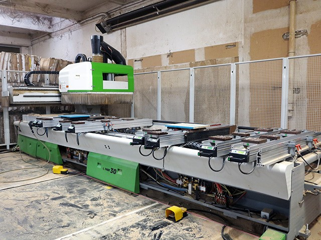 Machining Centre BIESSE ROVER 30 L 2 for sale ...