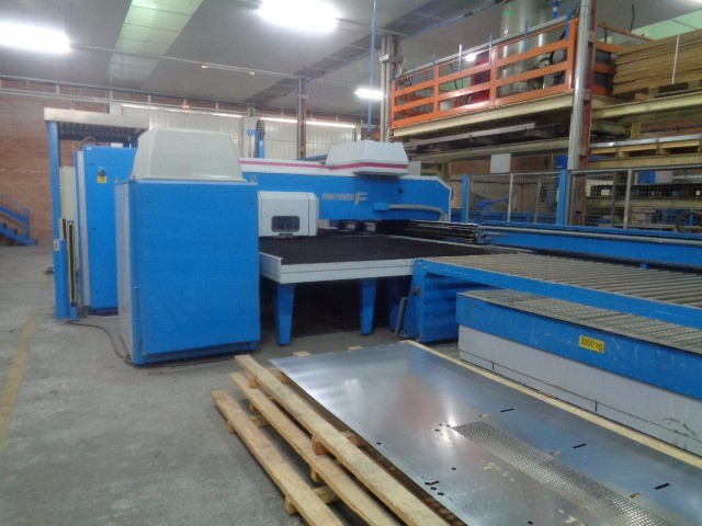 The latest machine from Punch Press - Automatic Loaders
