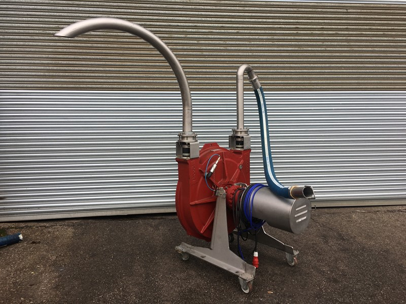 The latest machine from Pumps