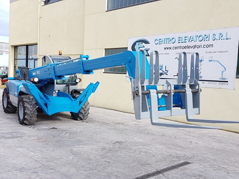 The latest machine from Telehandlers