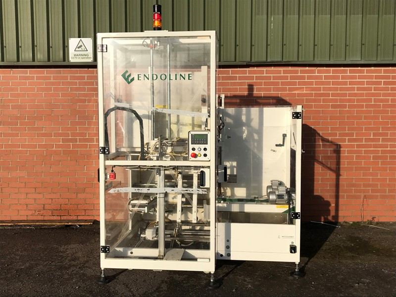 The latest machine from Case Packing