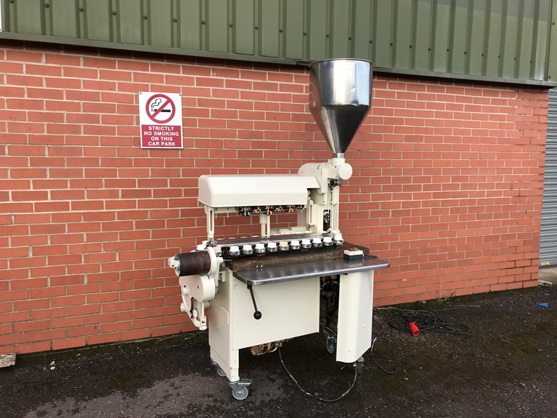 The latest machine from Filling Equipment