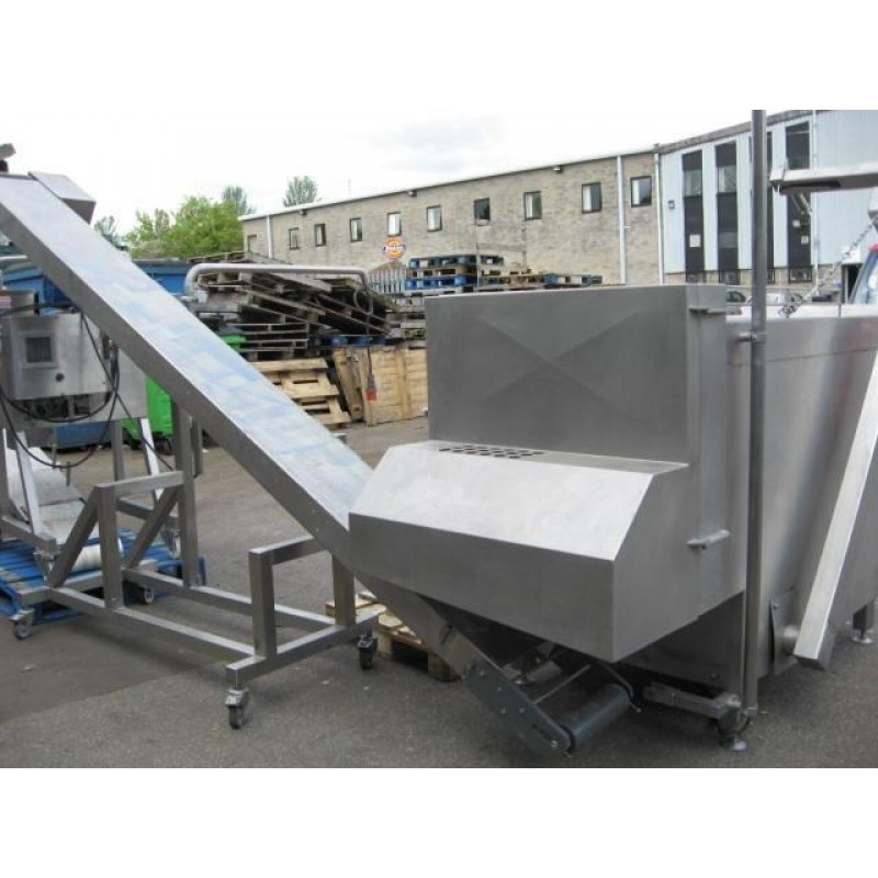 The latest machine from Cheese Processing
