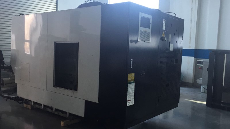The latest machine from Machining Centre - Universal