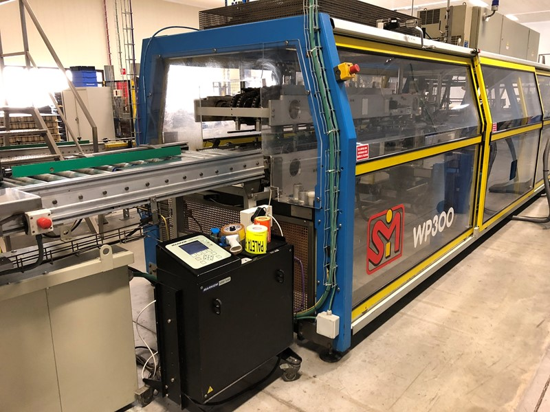 Wrap Around Packer SMI -  WP300