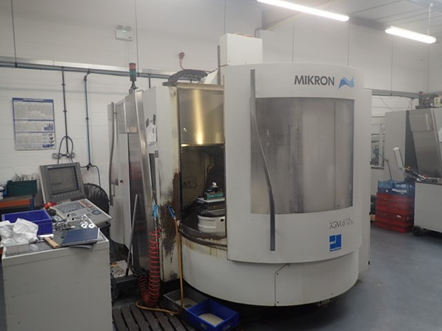 The latest machine from Machining Centre - 5 Axis