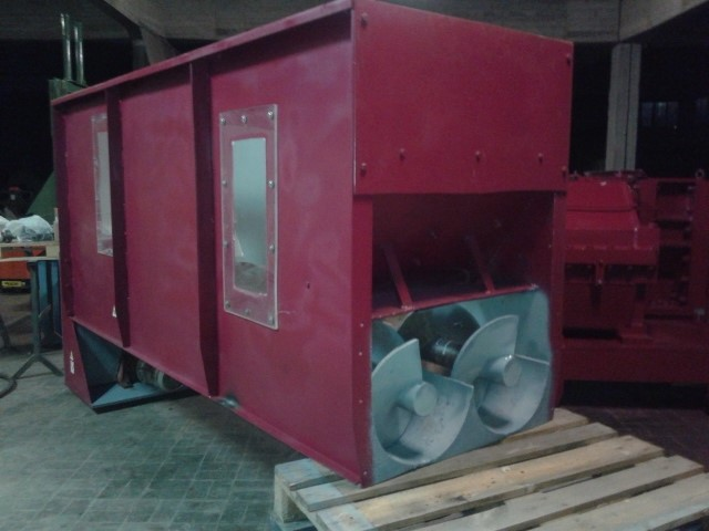 GERMANPLAST RECONDITIONING - PES600 2000 kg/h