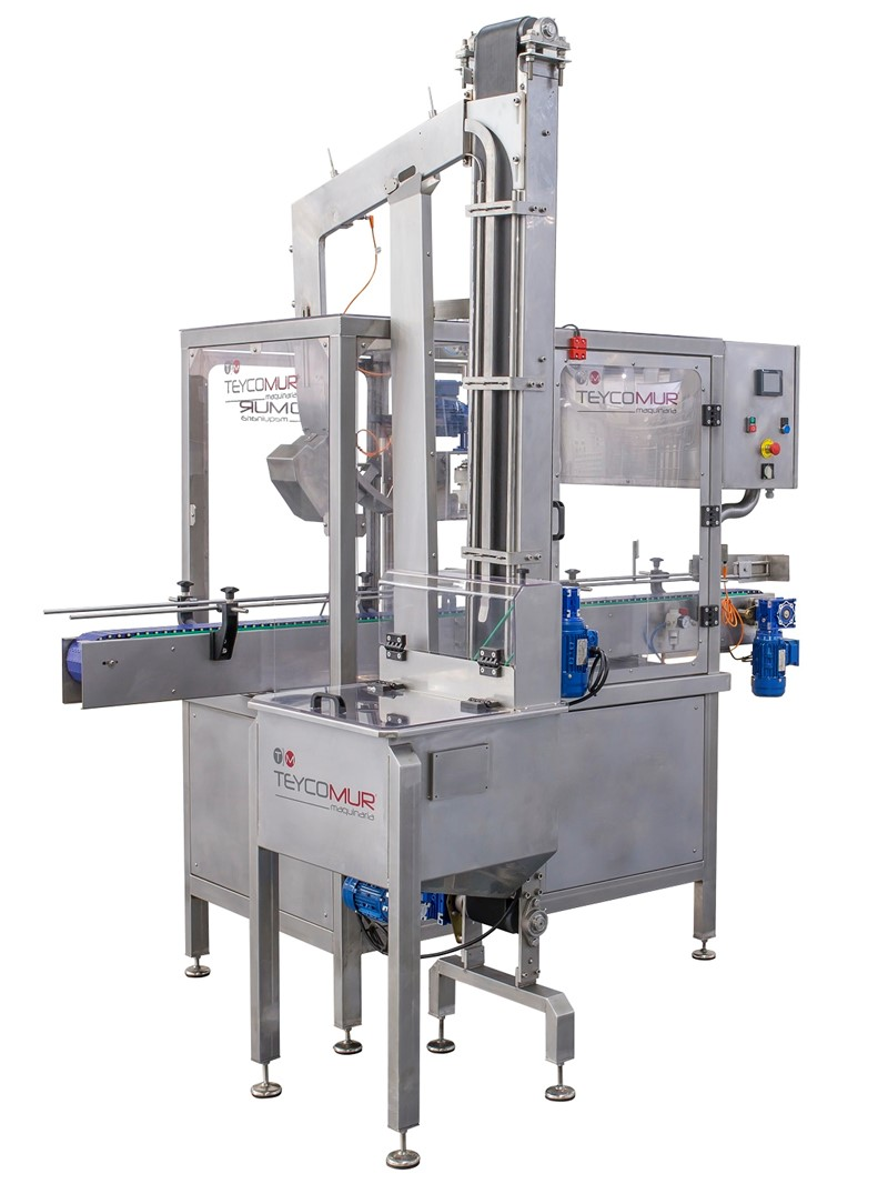 Teycomur  - T40 Twist off capper