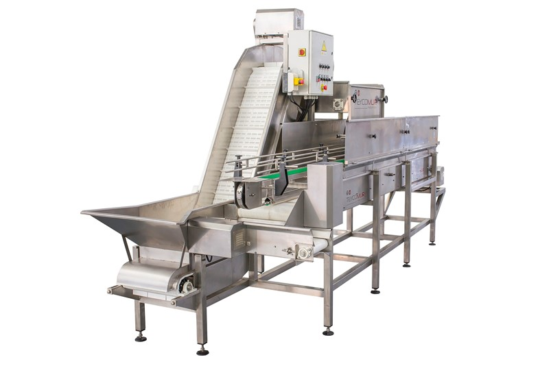 The latest machine from Packaging & Processing