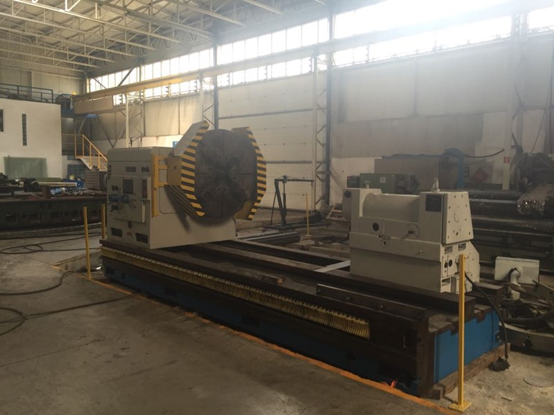 The latest machine from Lathe - Roll