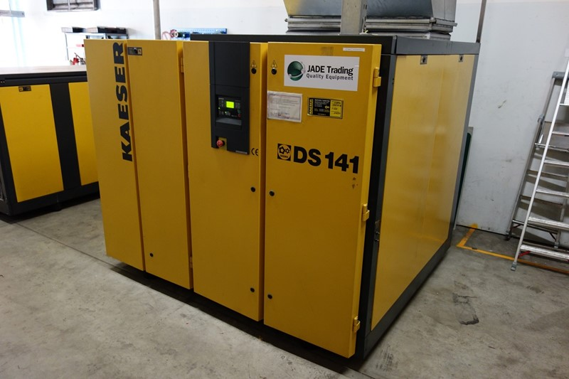 Air Compressor KAESER - DS 141, oil flooded