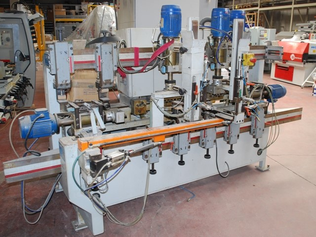 The latest machine from Drilling