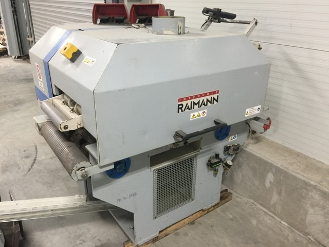 The latest machine from Saws - Multirip