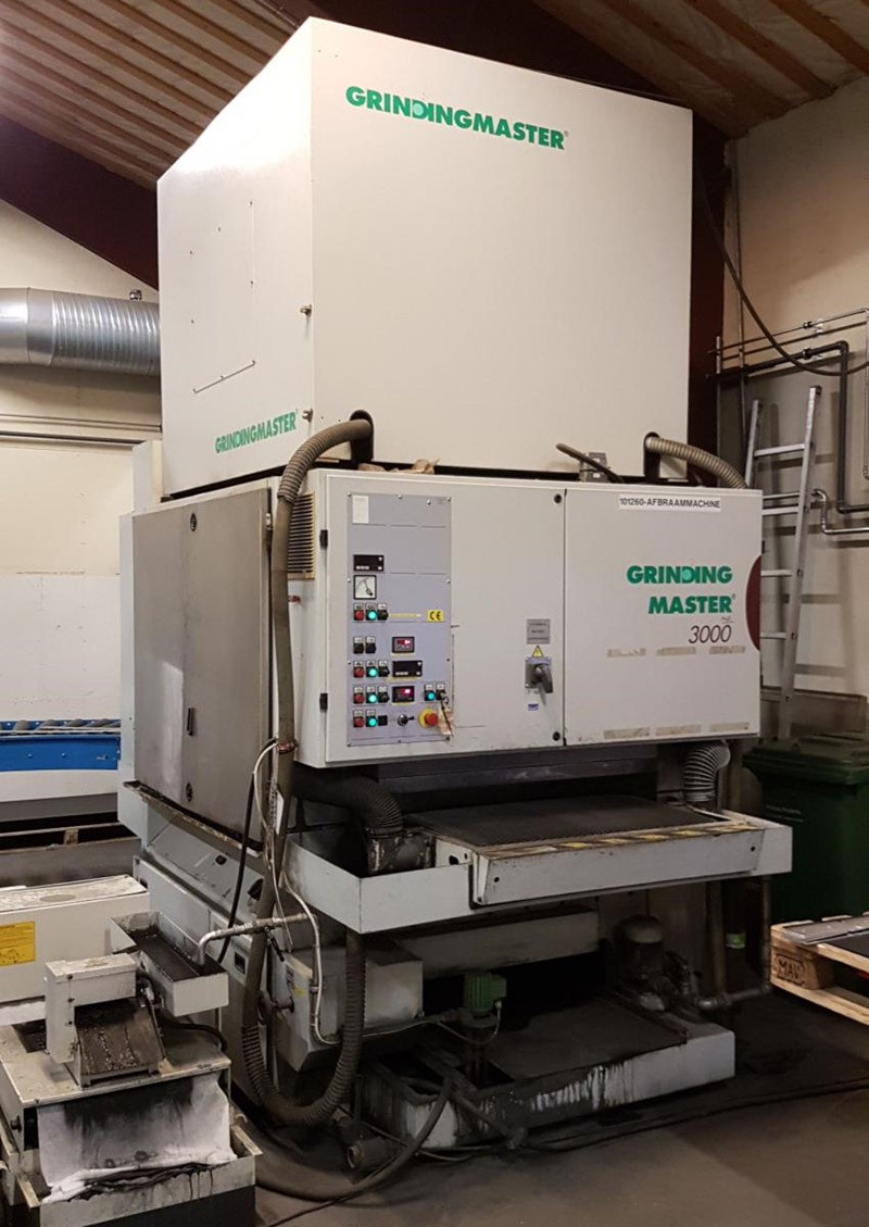 The latest machine from Non-CNC