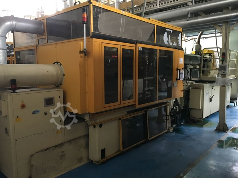 The latest machine from Injection Moulding