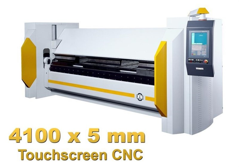 The latest machine from Press Brake - Upstroke