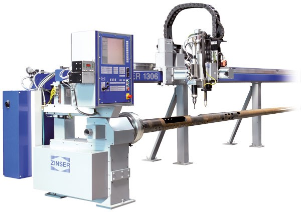 The latest machine from Pipe Profile Cutter