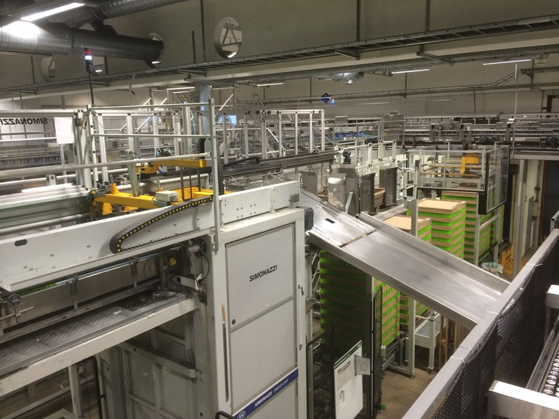 The latest machine from Packaging Lines