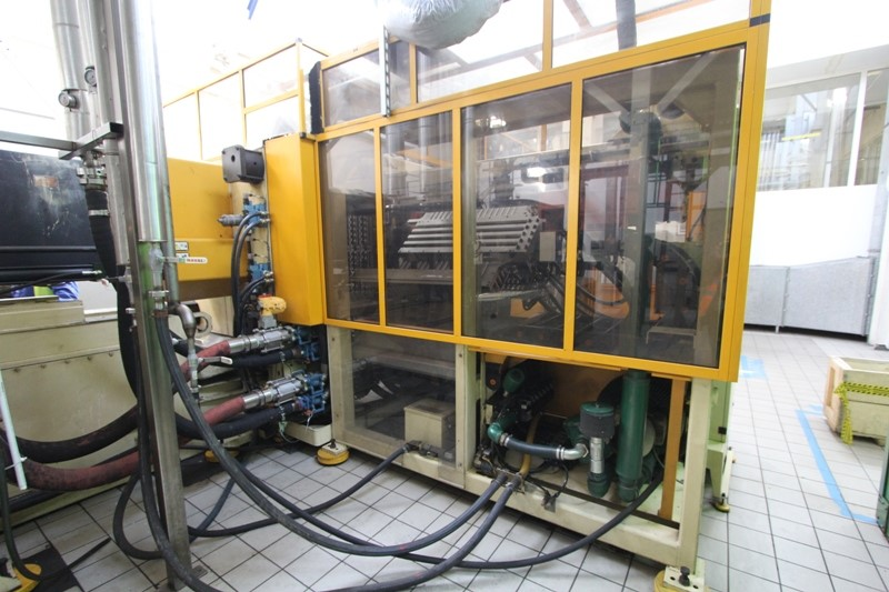 Injection Molding Machine for PET Preforms - Husky G 600 PET
