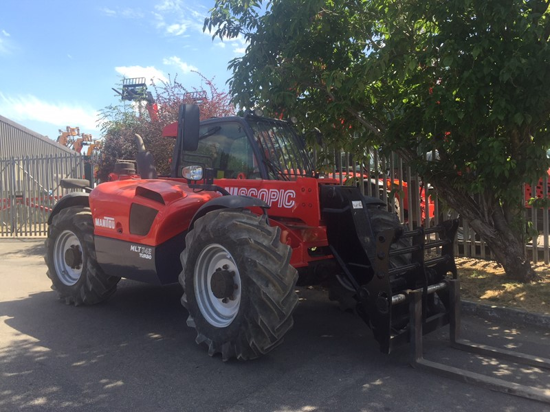 Manitou - MLT 742T