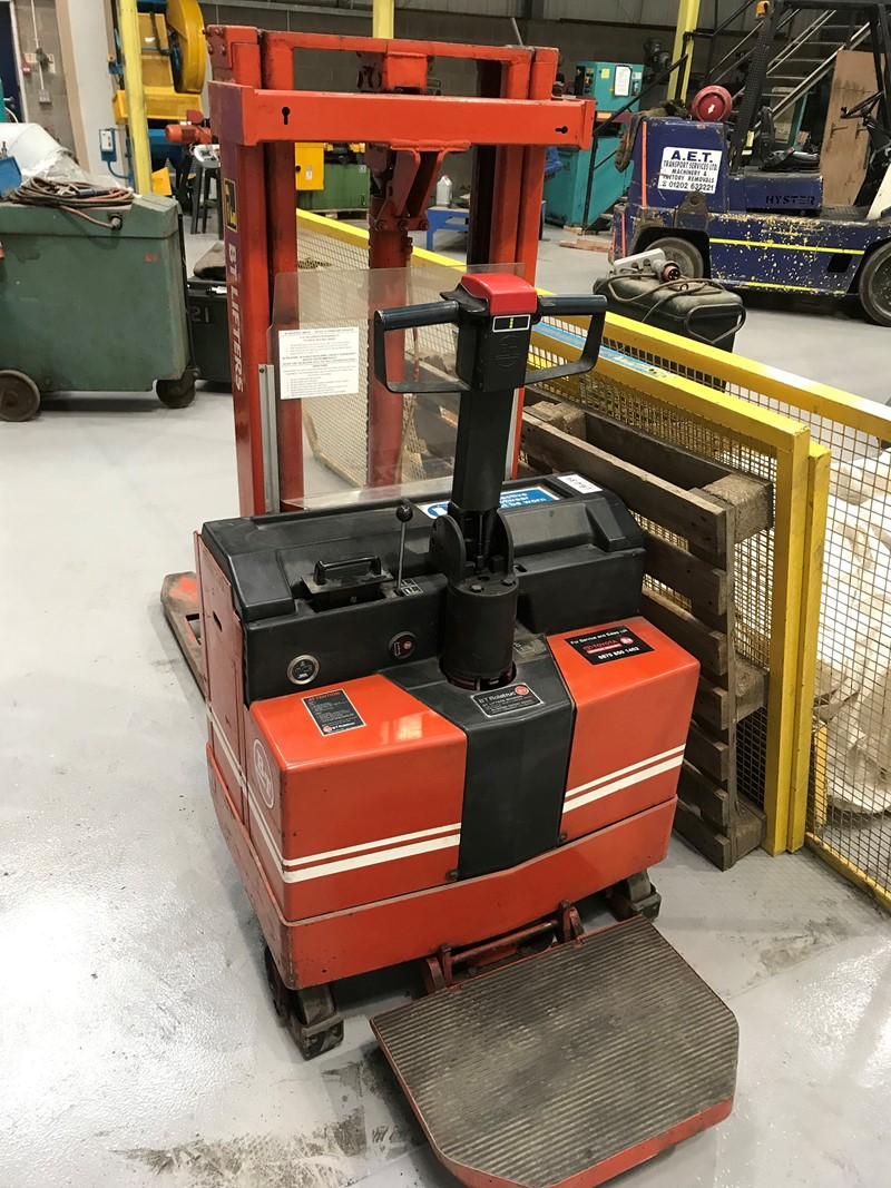 The latest machine from Forklift