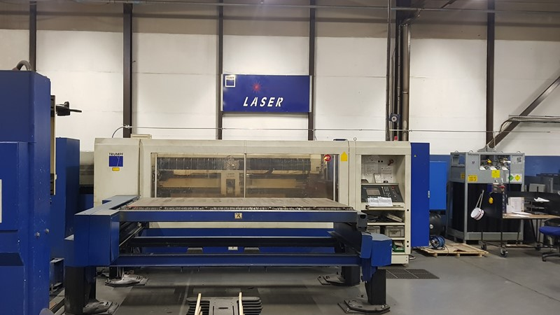 TRUMPF - L2530 3.2KW PLUS