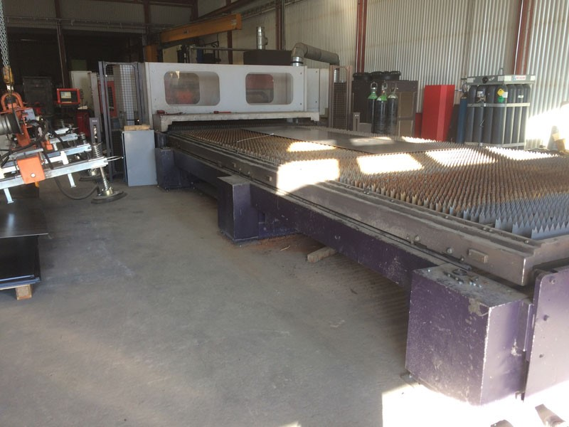 Bystronic lasercutting machine  - Bystar 4025