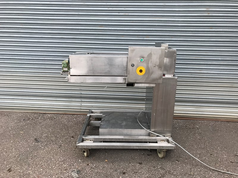 Burgess - Three roll sheeter