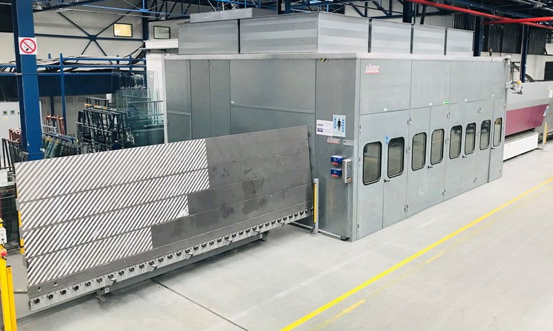 Tempering Furnaces Lisec Tempering For Sale