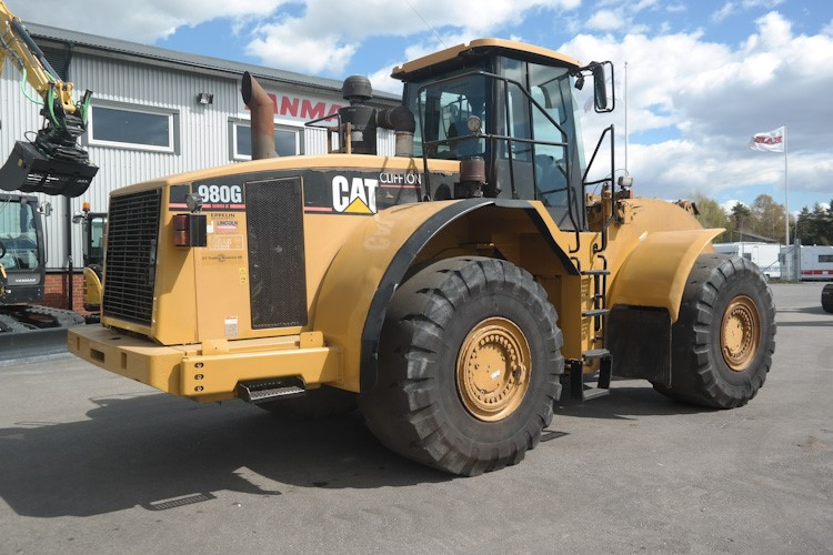 Caterpillar - 980G II
