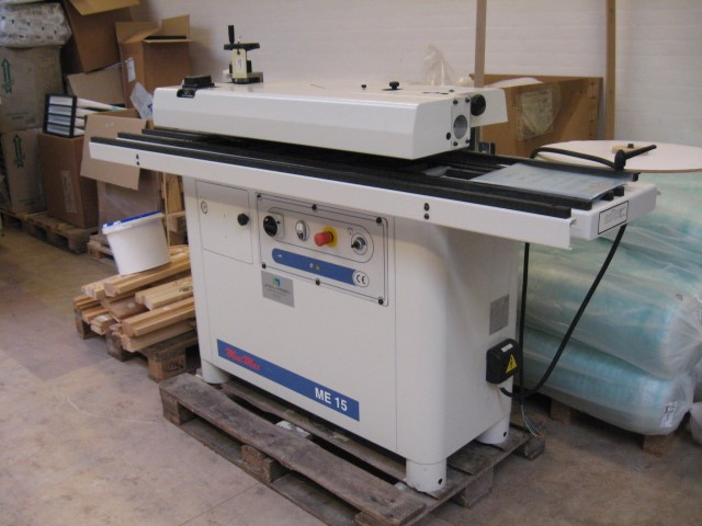 The latest machine from Edge Bander