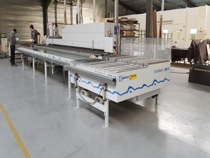 The latest machine from Conveyor
