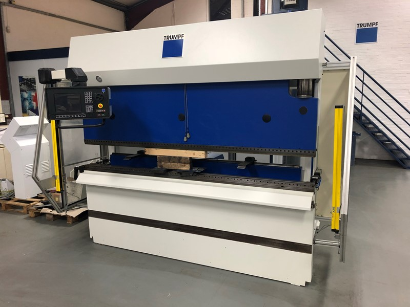 The latest machine from Bending - Profile
