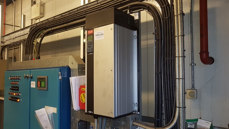 DANFOSS - VLT 6000 HVAC Variable Frequency Inverter Drive