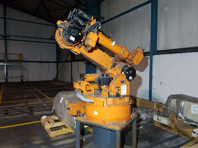 The latest machine from Robots - Industrial