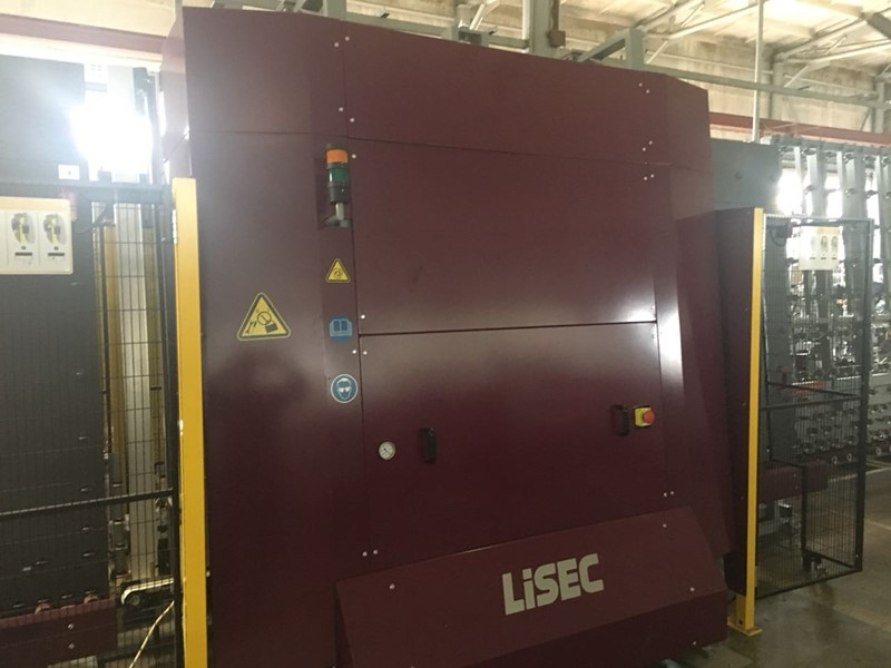 Lisec - Complete IG line plus cutting line