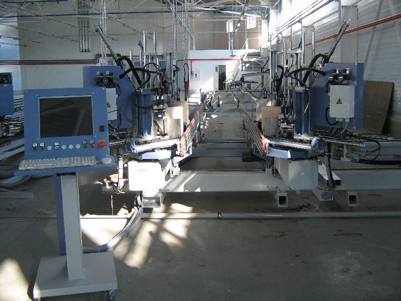 ROTOX - Sawing line