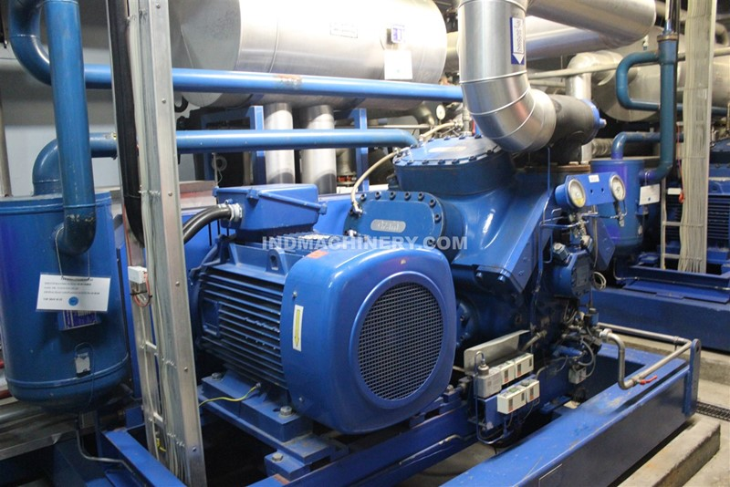 Chiller Cooling Stations - YORK 2 x 354 kW