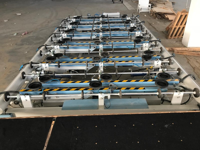 Bottero - cutting table with loading table