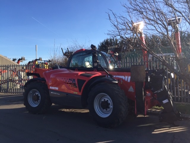 Manitou - MT 1440 Easy