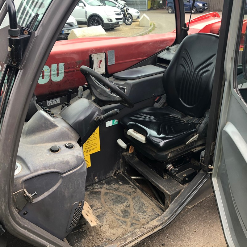 Telehandlers Manitou MT 625 Comfort for sale