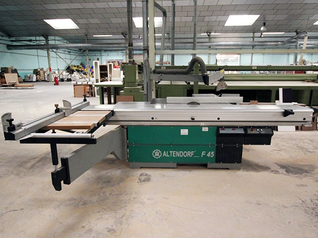 The latest machine from Saws - Circular