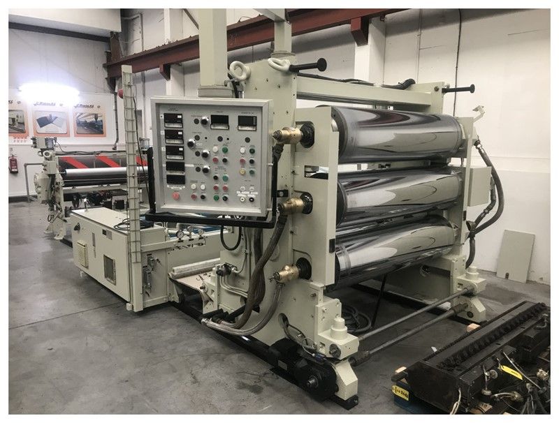 The latest machine from Sheet Lines