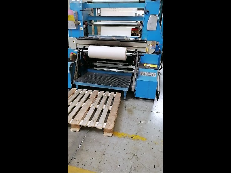 The latest machine from Extrusion