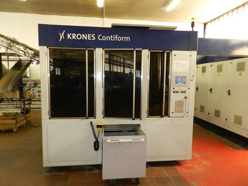 PET Blow Molding Machine - Krones CONTIFORM C16