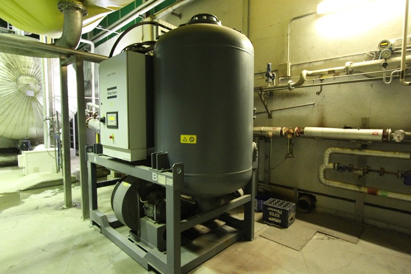 Air Dryer Atlas Copco BD 1400 - 1.4 m3/s, 11 bar, adsorption