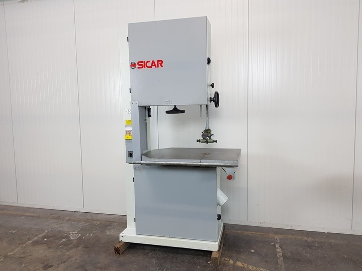 The latest machine from Saws - Bandsaws