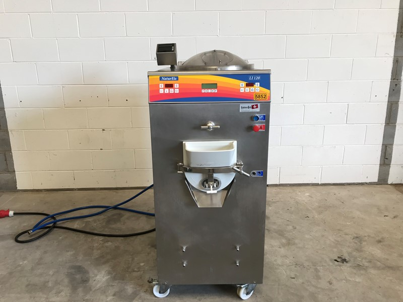 The latest machine from Ice Cream Processing