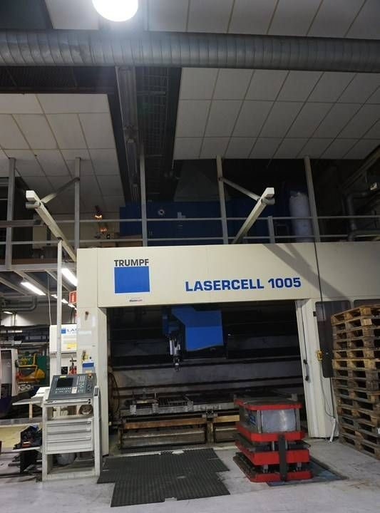 TRUMPF - LASERCELL TCL 1005