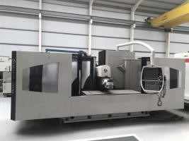The latest machine from Milling - Bridge Type